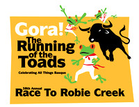 2015 Race to Robie Creek - Gora!